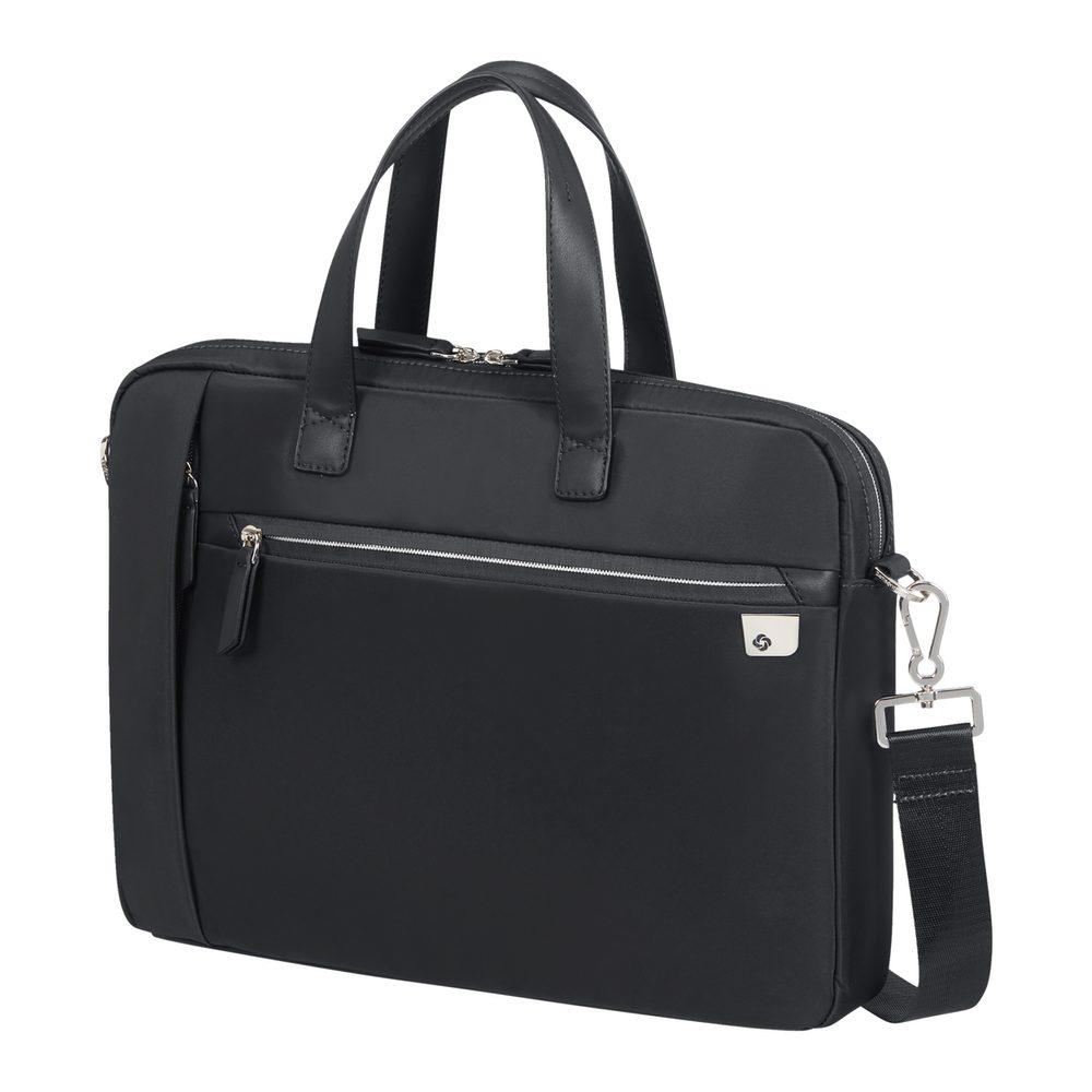 Samsonite Dámská taška na notebook Eco Wave 15,6'' - černá