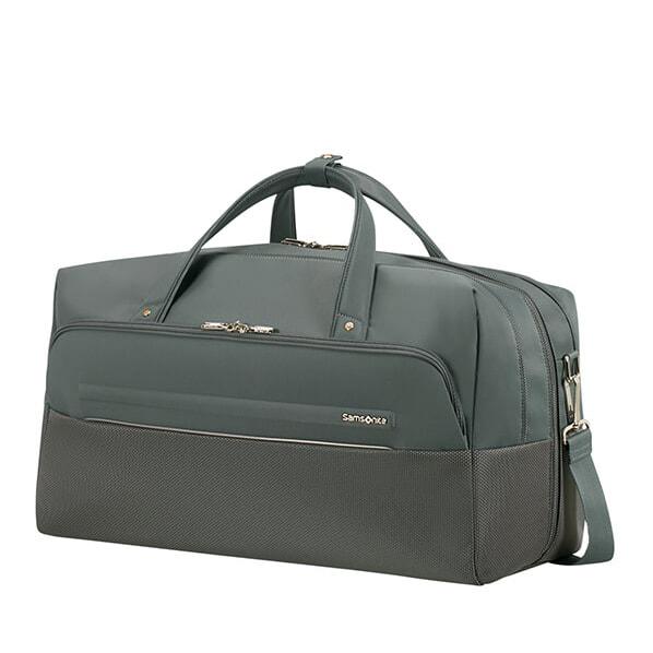 Samsonite Cestovní taška B-Lite Icon Duffle CH5 36,5 l - šedá