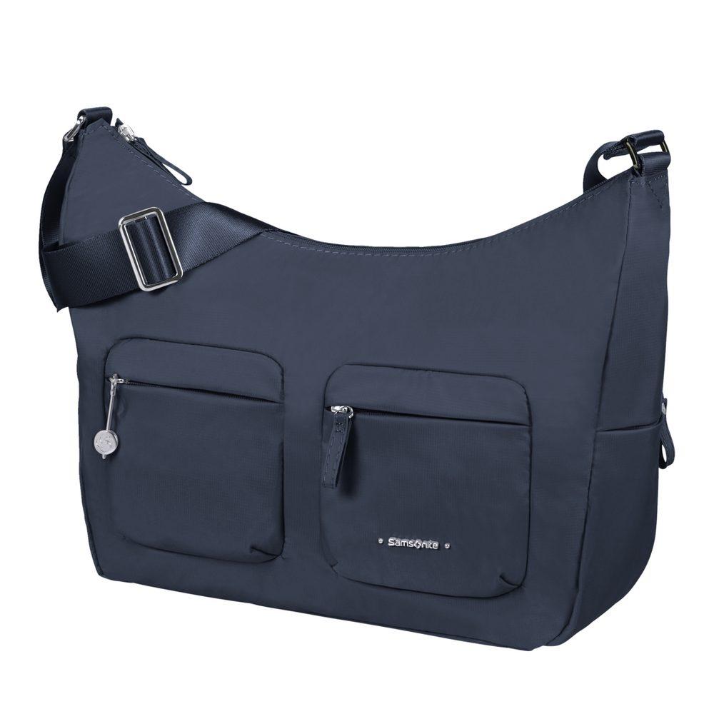 Samsonite Dámská kabelka přes rameno Move 3.0 M - modrá