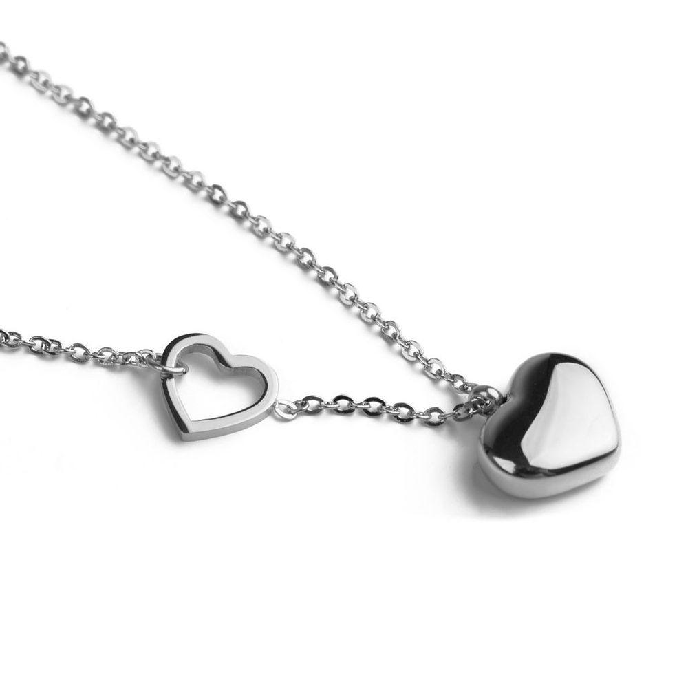 Vuch Dámský náhrdelník Inlove Silver