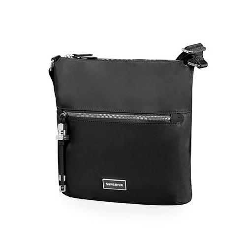 Samsonite Dámská kabelka přes rameno Karissa Crossover 34N - černá