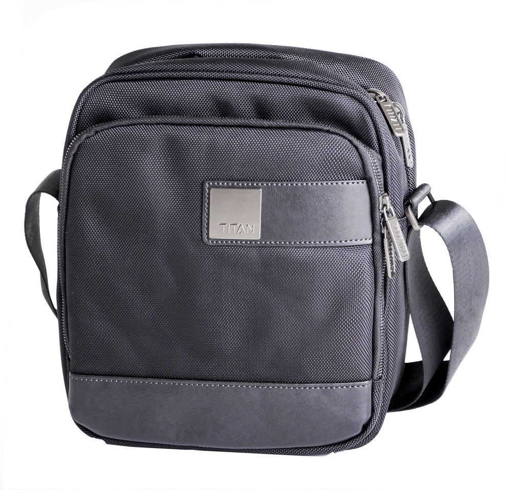 Titan Taška přes rameno Power Pack Shoulder Bag Black