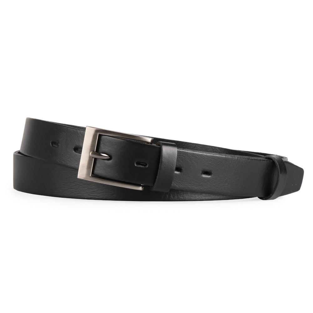 Penny Belts Pánský kožený nadměrný opasek 30/100 - 125