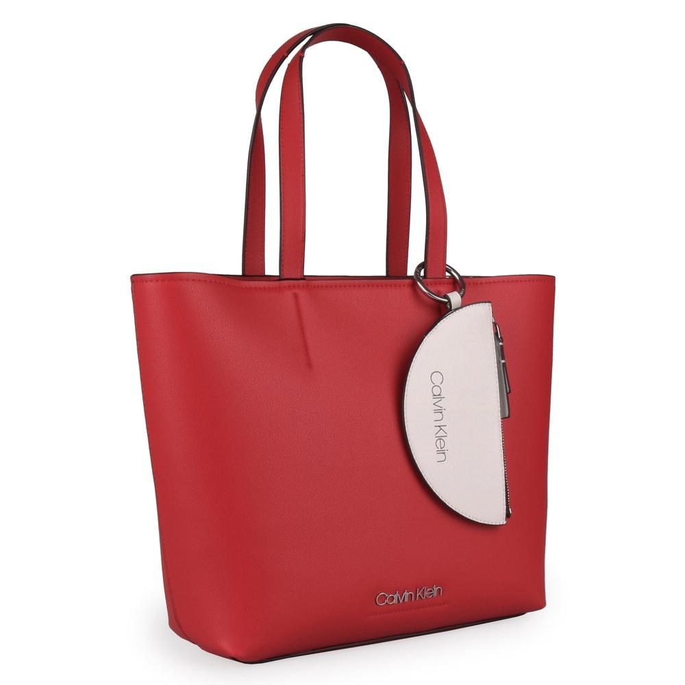 Calvin Klein Dámská kabelka přes rameno Must K60K605075 - červená