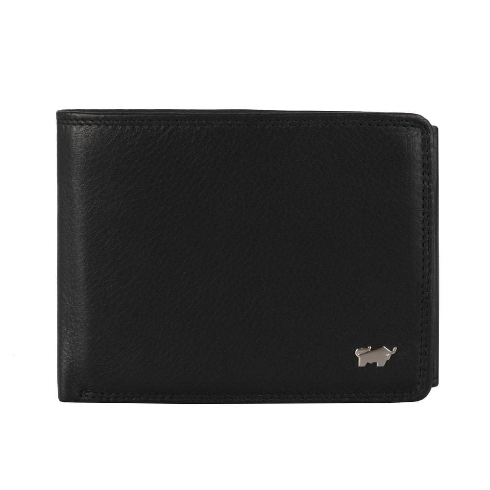 Braun Büffel Pánská kožená peněženka Golf 2.0 90335-051