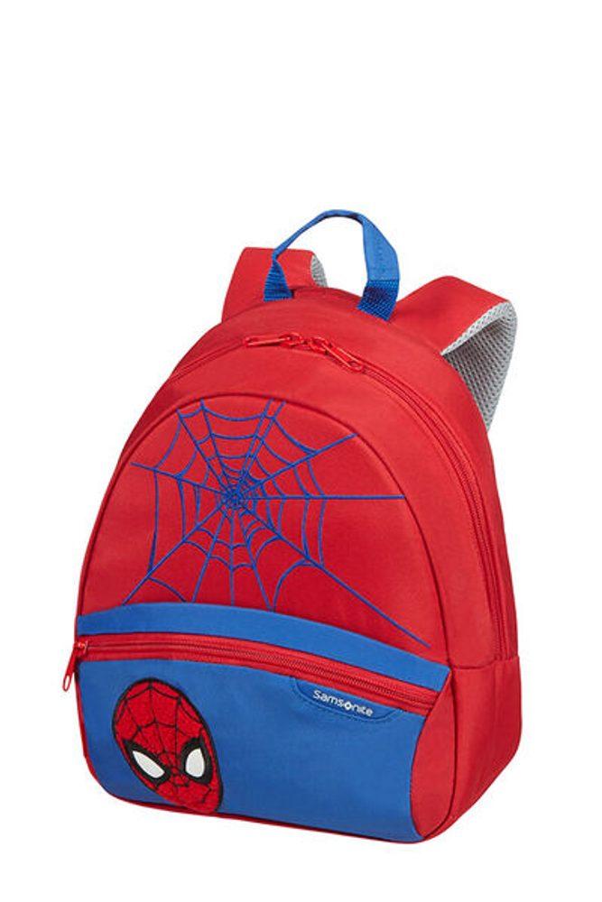 Samsonite Dětský batoh Disney Ultimate 2.0 S Marvel Spider-Man 7 l - červená