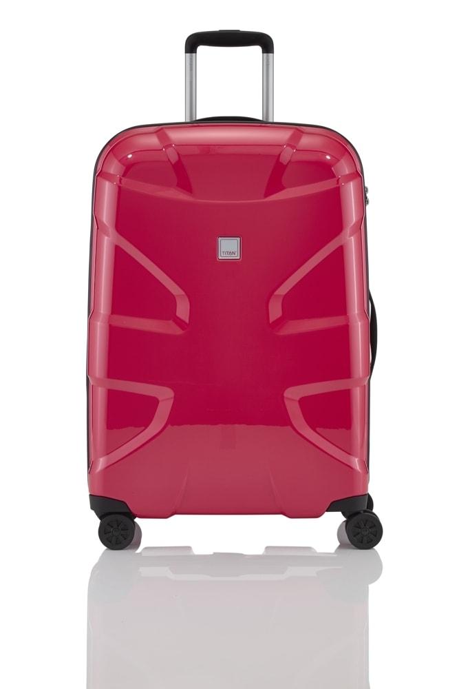 Titan Cestovní kufr X2 Flash 4w M+ Fresh pink 90 l