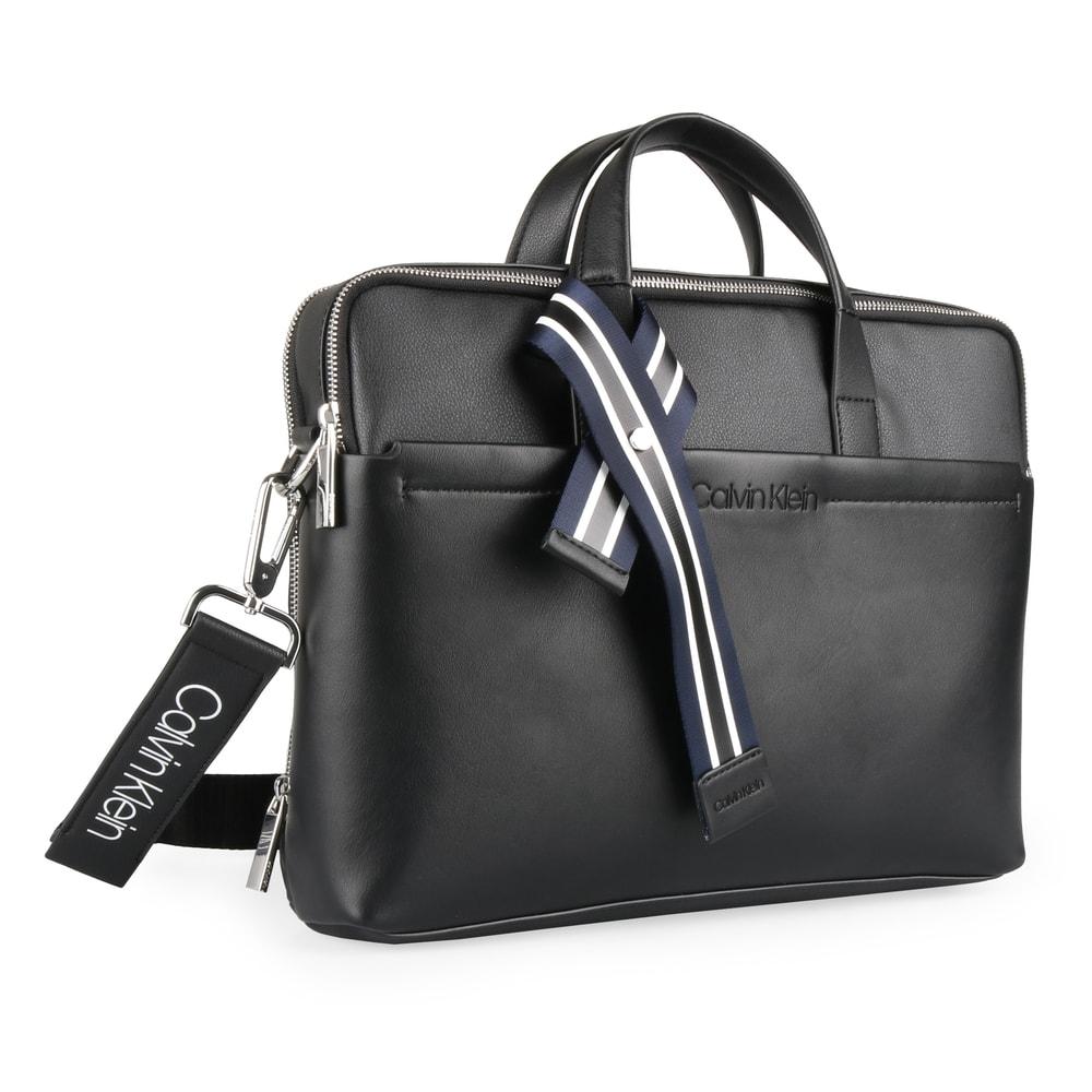 Calvin Klein Pánská taška na notebook Flex 2 Gusset K50K504387