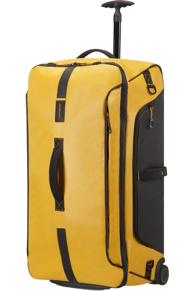 Samsonite Cestovní taška na kolečkách Paradiver Light 121,5 l - žlutá