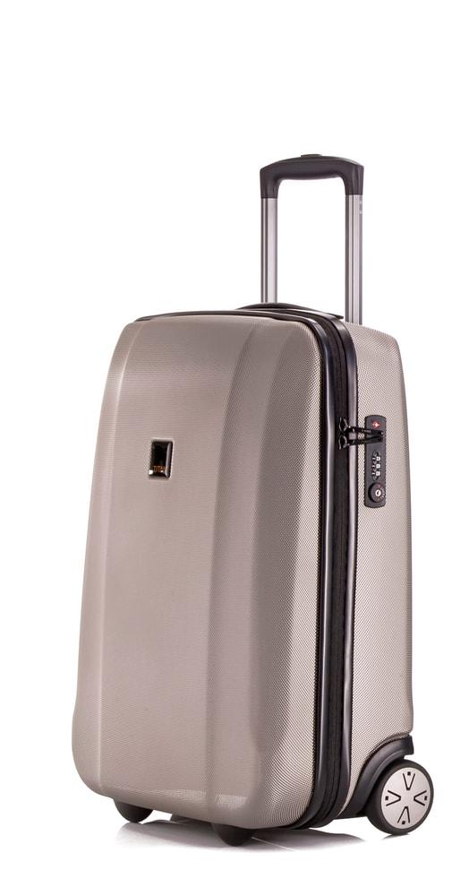 Titan Kabinový cestovní kufr Xenon S Champagne 40 l