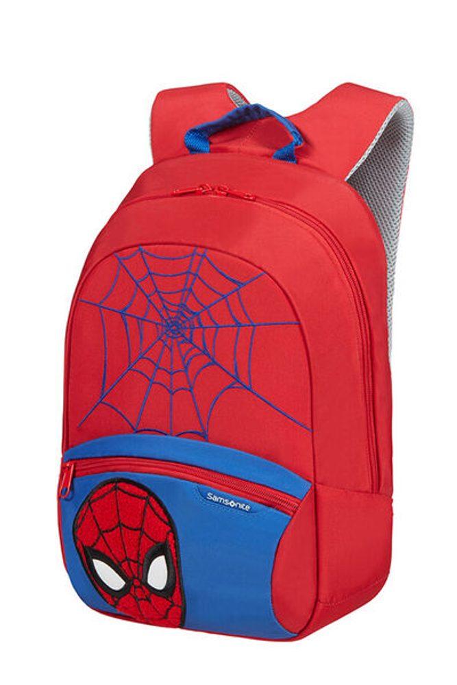 Samsonite Dětský batoh Disney Ultimate 2.0 S+ Marvel Spider-Man 11 l - červená