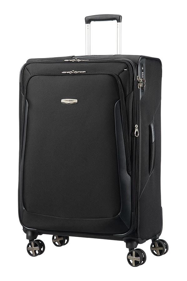 Samsonite Cestovní kufr X'Blade 3.0 112,5/121 l - černá