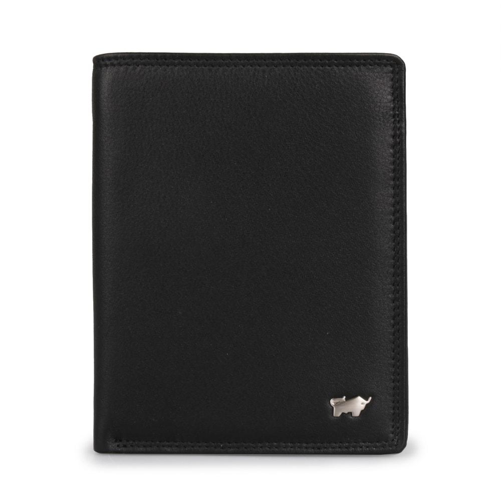 Braun Büffel Pánská kožená peněženka Golf Secure