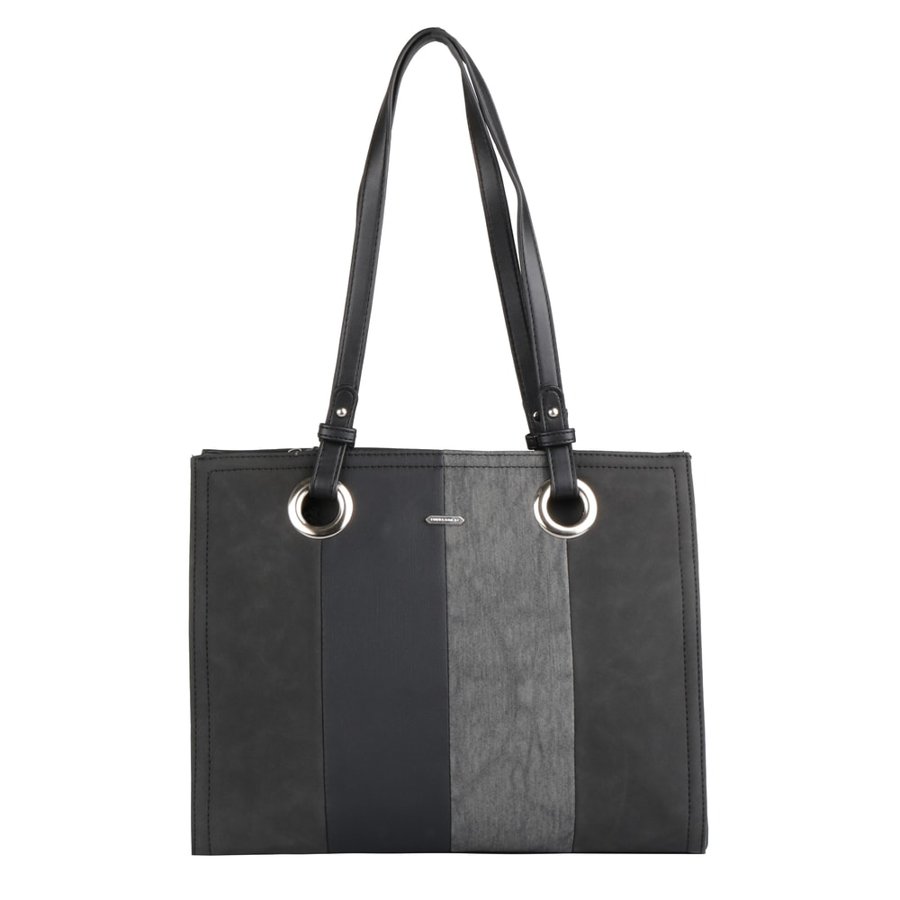 David Jones Paris Dámská kabelka přes rameno CM5185 - černá
