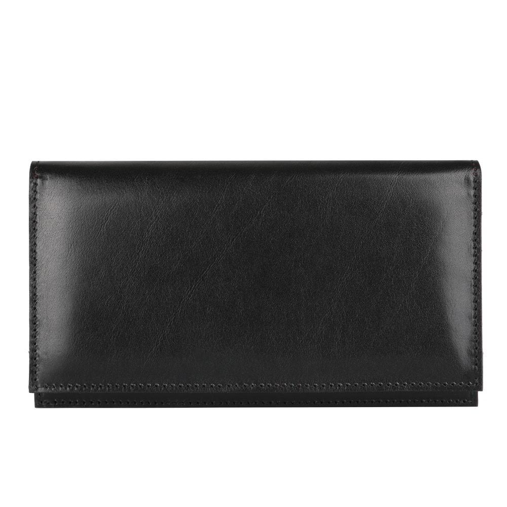 Hajn Dámská kožená peněženka 1658015 - černá