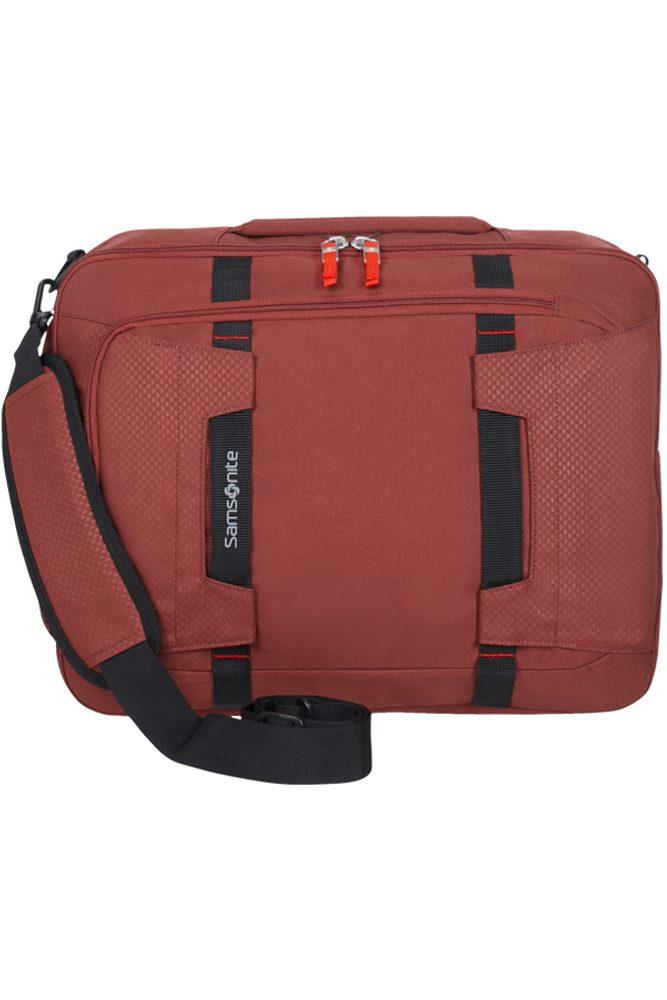 Samsonite Taška na notebook/batoh 2v1 15,6'' Sonora EXP 28/32,5 l - červená