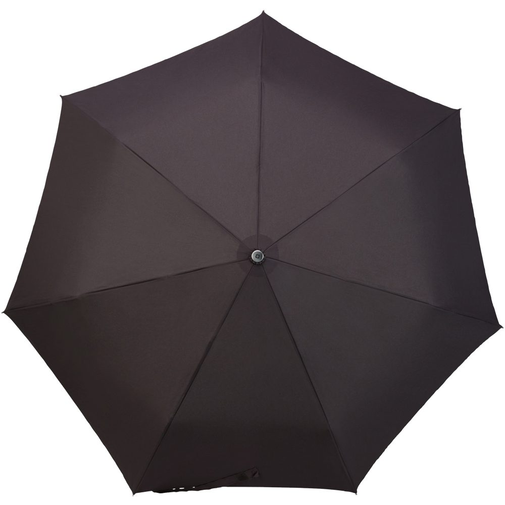 Samsonite Automatický skládací deštník Alu Drop S - černá