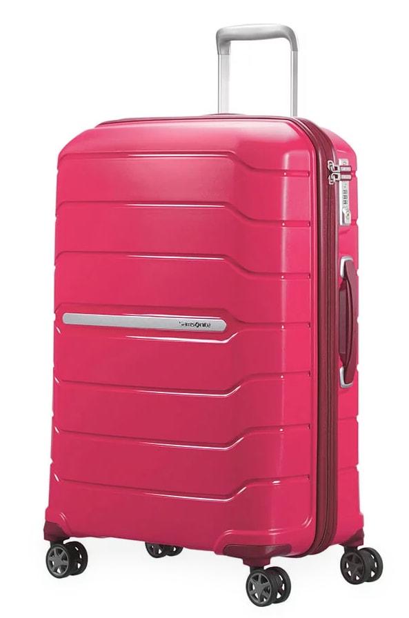 Samsonite Cestovní kufr Flux Spinner CB0 85/95 l - 11-cobalt