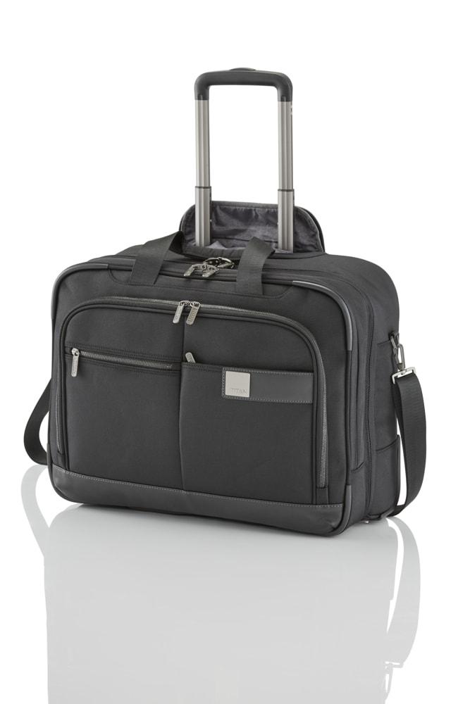 Titan Business kufr Power Pack 2w Black 42 l