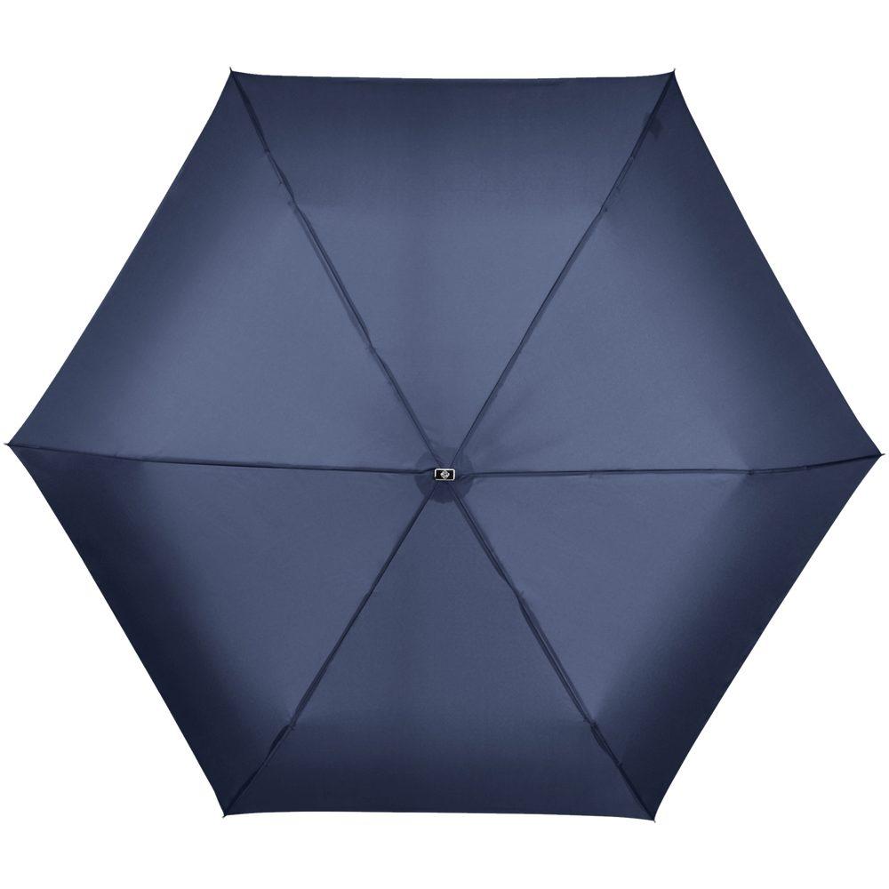 Samsonite Skládací deštník Rain Pro Ultra Mini Flat - modrá