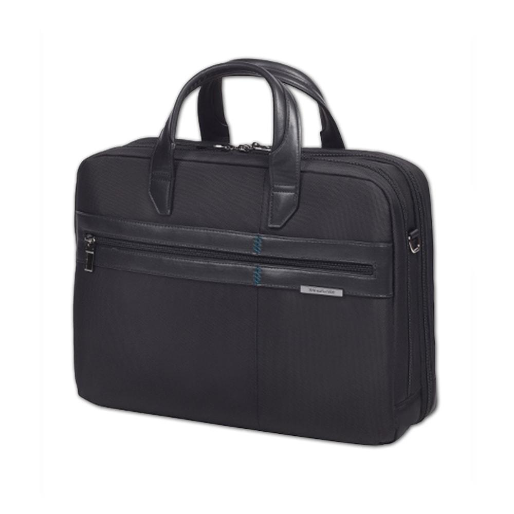 """Samsonite Pánská taška na notebook 15,6"""" Formalite 62N-005 - černá"""