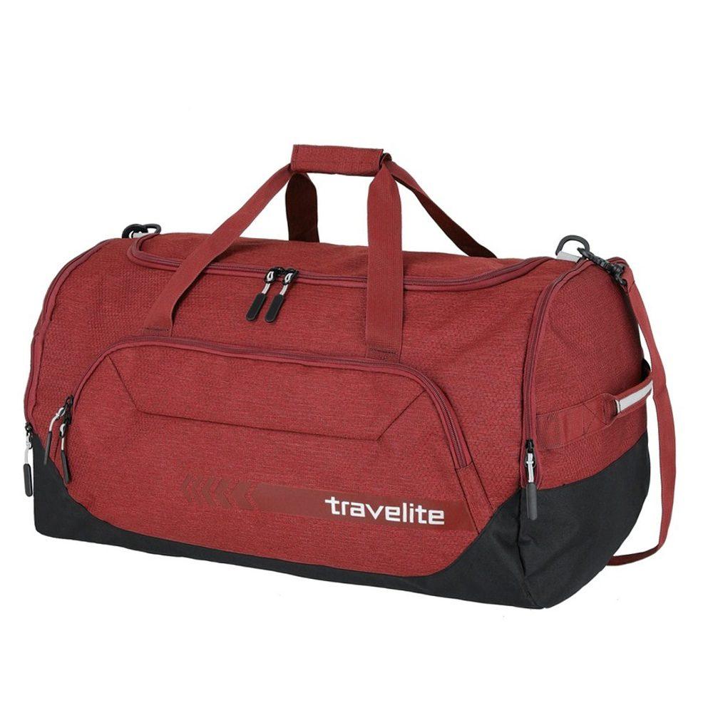 Travelite Cestovní taška Kick Off L Red 73 l