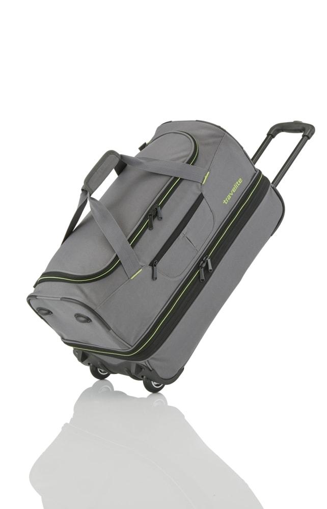 Travelite Cestovní taška Basics Wheeled duffle S 51/64 l