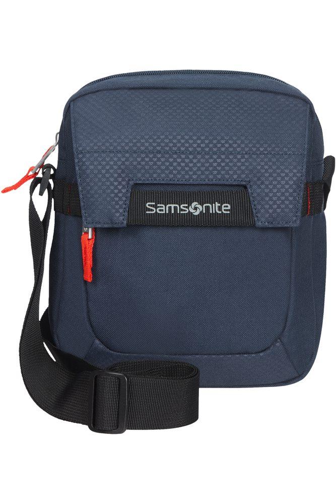 Samsonite Taška přes rameno Sonora Crossover - modrá