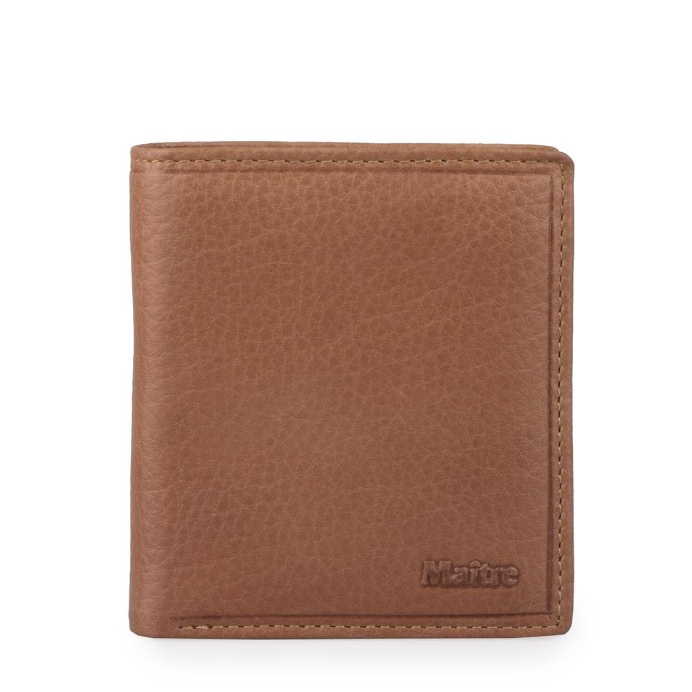 Maitre Pánská kožená peněženka 4060000411 - hnědá