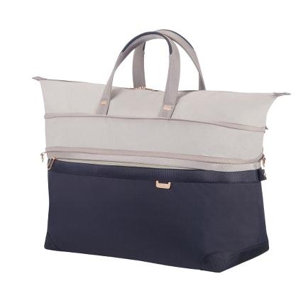 Samsonite Cestovní taška Uplite 99D-011 48 l - béžová/modrá
