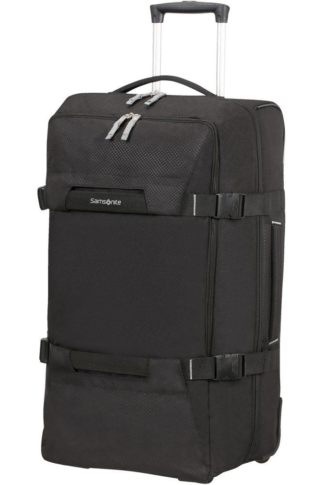 Samsonite Cestovní taška na kolečkách Sonora 72,5 l - černá