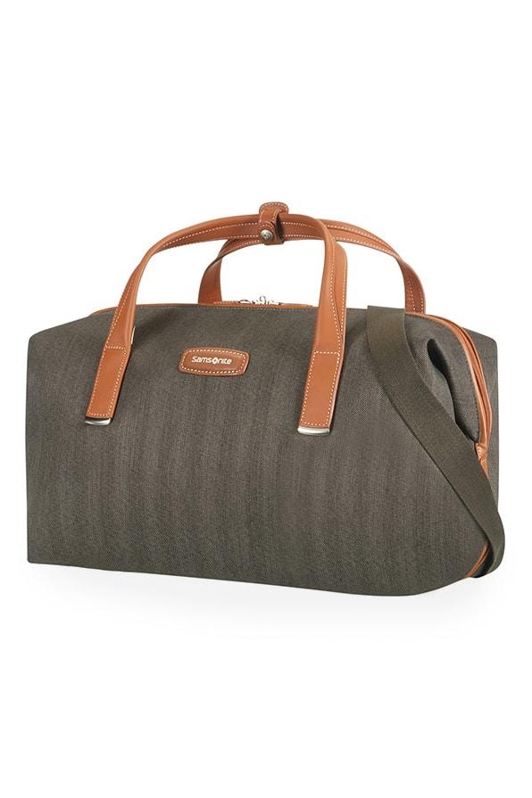 Samsonite Cestovní taška Lite DLX 64D 29,5 l - tmavě zelená