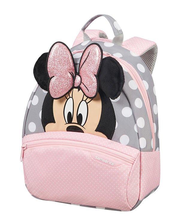 Samsonite Dětský batoh Disney Ultimate 2.0 7 l - růžová