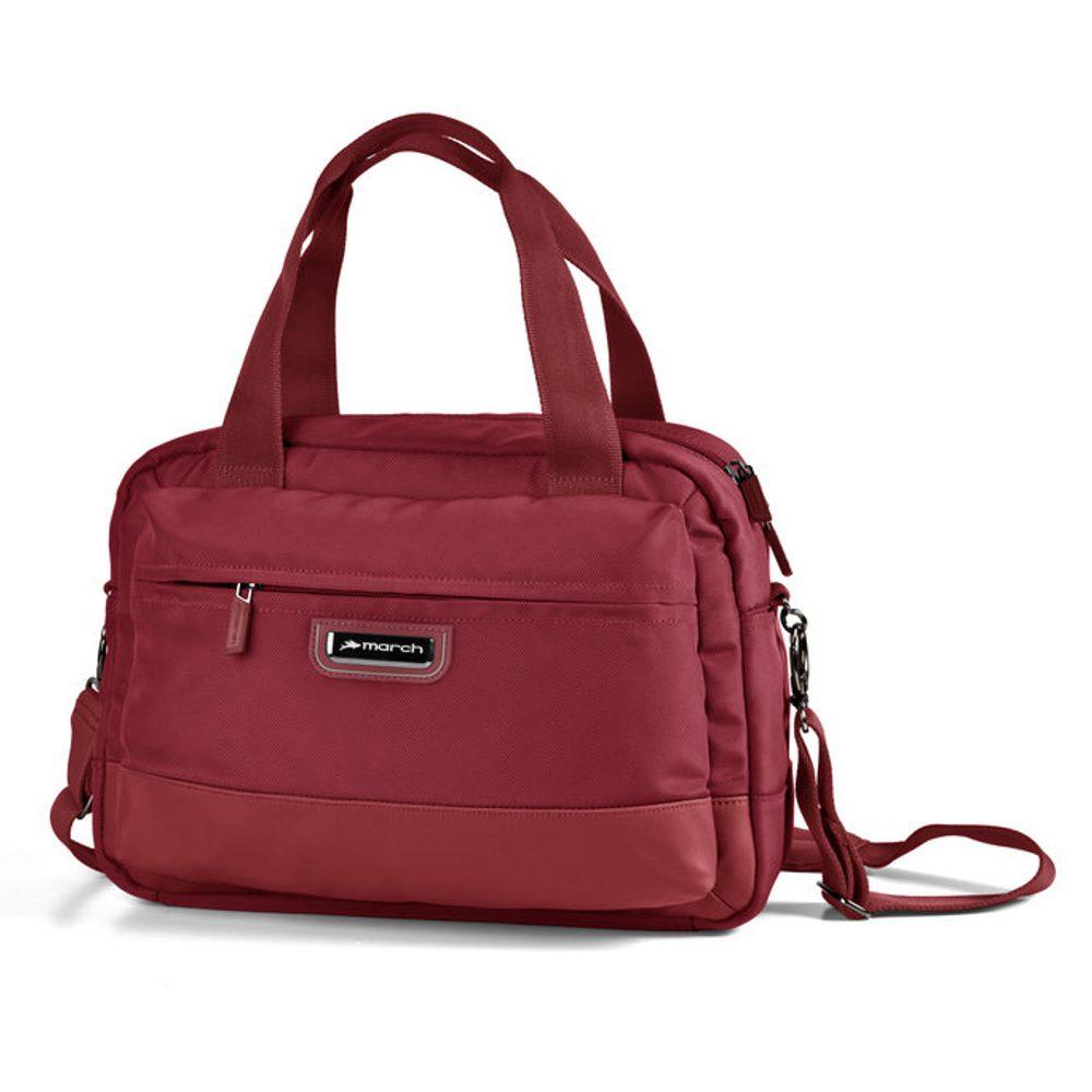 March Palubní taška přes rameno Stow A'way 15 l - červená
