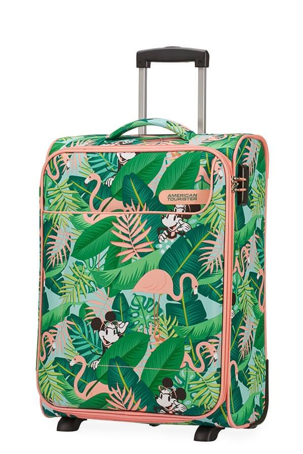 American Tourister Kabinový cestovní kufr Funshine Disney Upright 49C 39 l - Minnie Miami Palms