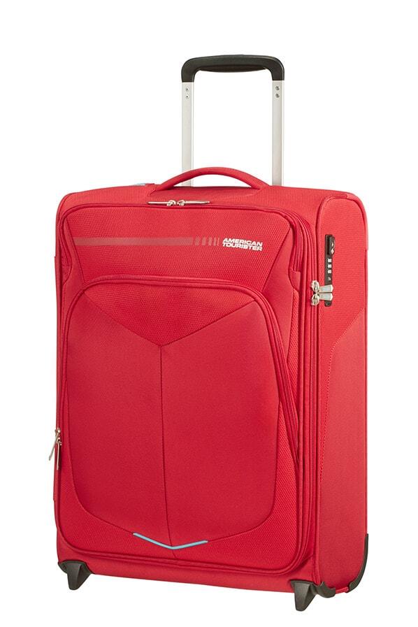 American Tourister Kabinový cestovní kufr Summerfunk Upright 78G 42 l - červená