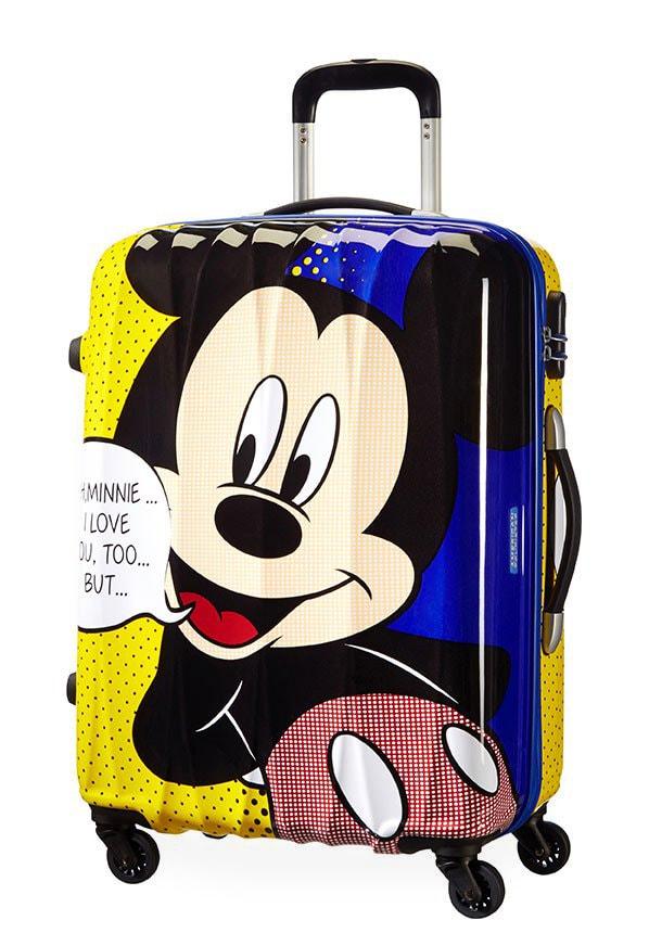 American Tourister Cestovní kufr Disney Legends Spinner 19C 62,5 l - Mickey Flash