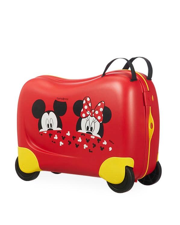 Samsonite Kabinový cestovní kufr Dream Rider 43C 25 l - Mickey/Minnie Peeking