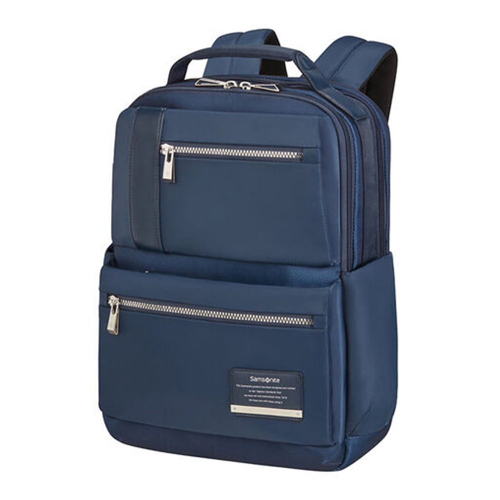 "Samsonite Dámský batoh Openroad Chic Laptop 14.1"" - modrá"