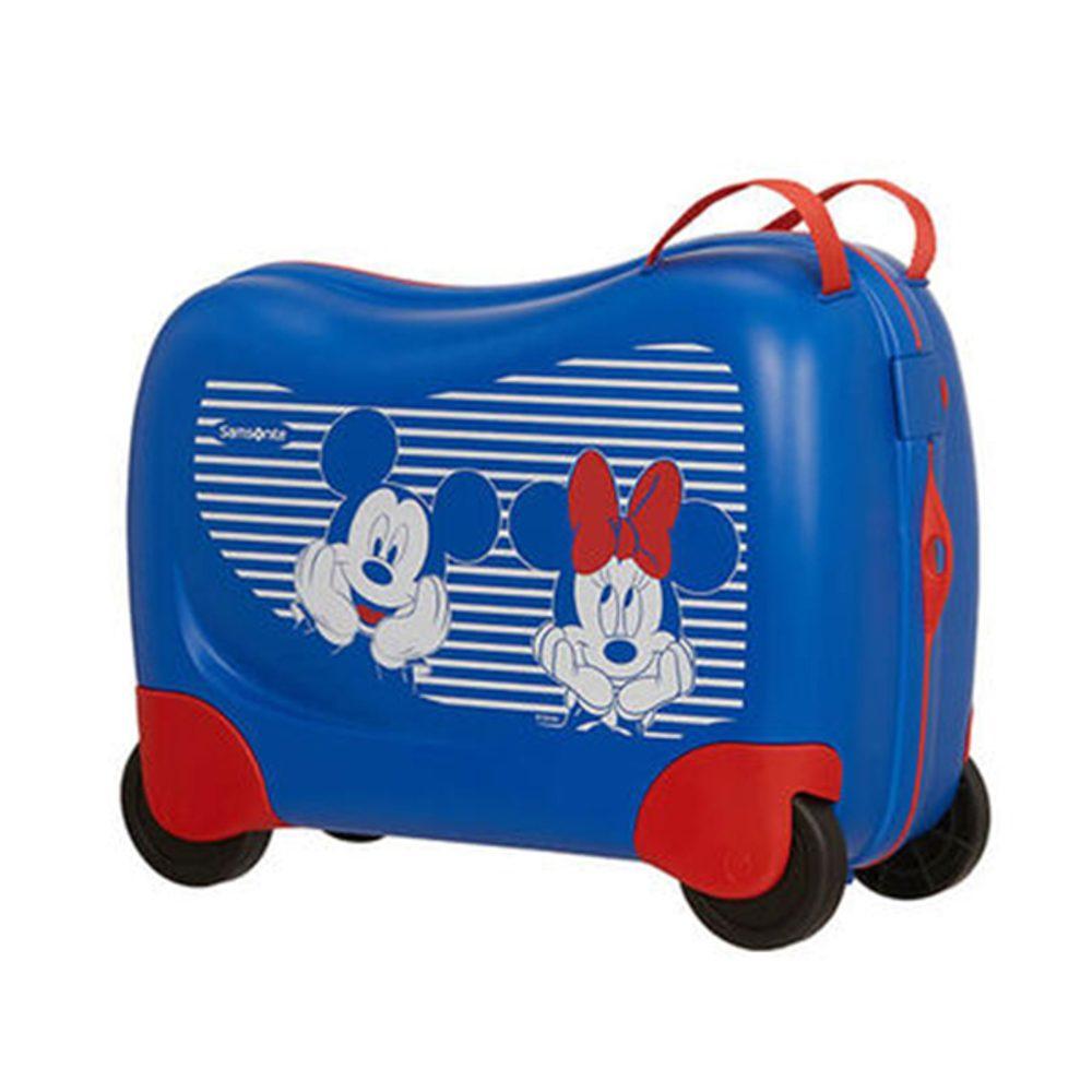 Samsonite Dětský cestovní kufr Dream Rider Disney 25 l - Minnie/Mickey Stripes