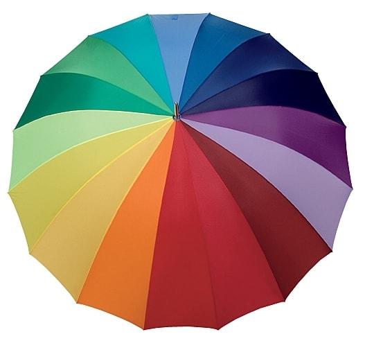 Derby Velký holový deštník 71530R