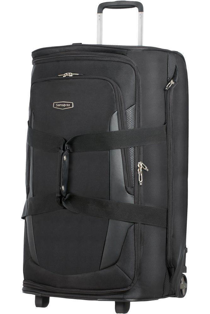 Samsonite Cestovní taška na kolečkách X'Blade 4.0 112 l - černá