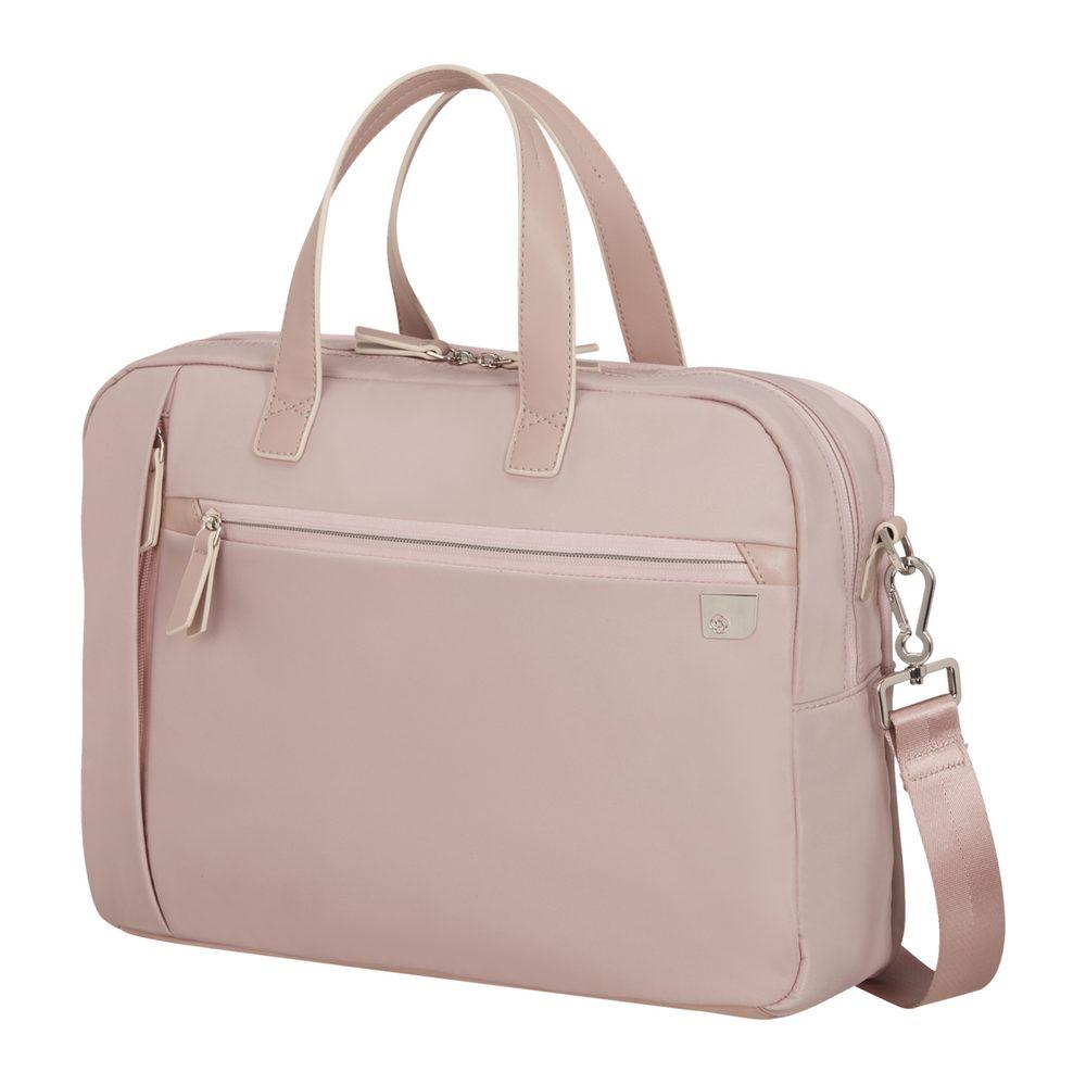 Samsonite Dámská taška na notebook Eco Wave 15,6'' 2 - světle růžová