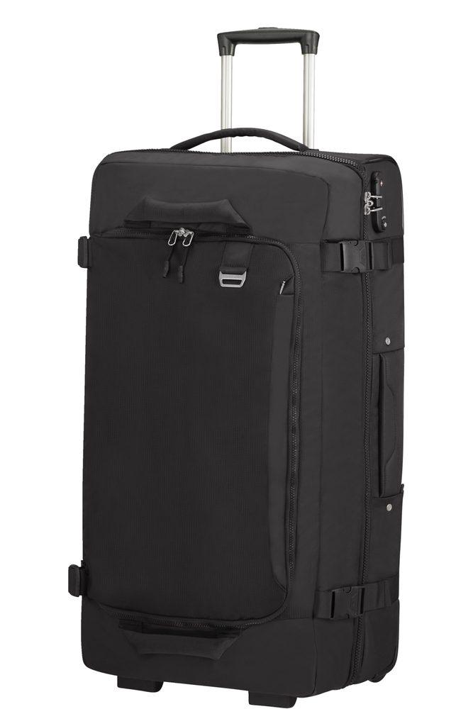 Samsonite Cestovní taška na kolečkách Midtown 103 l - černá