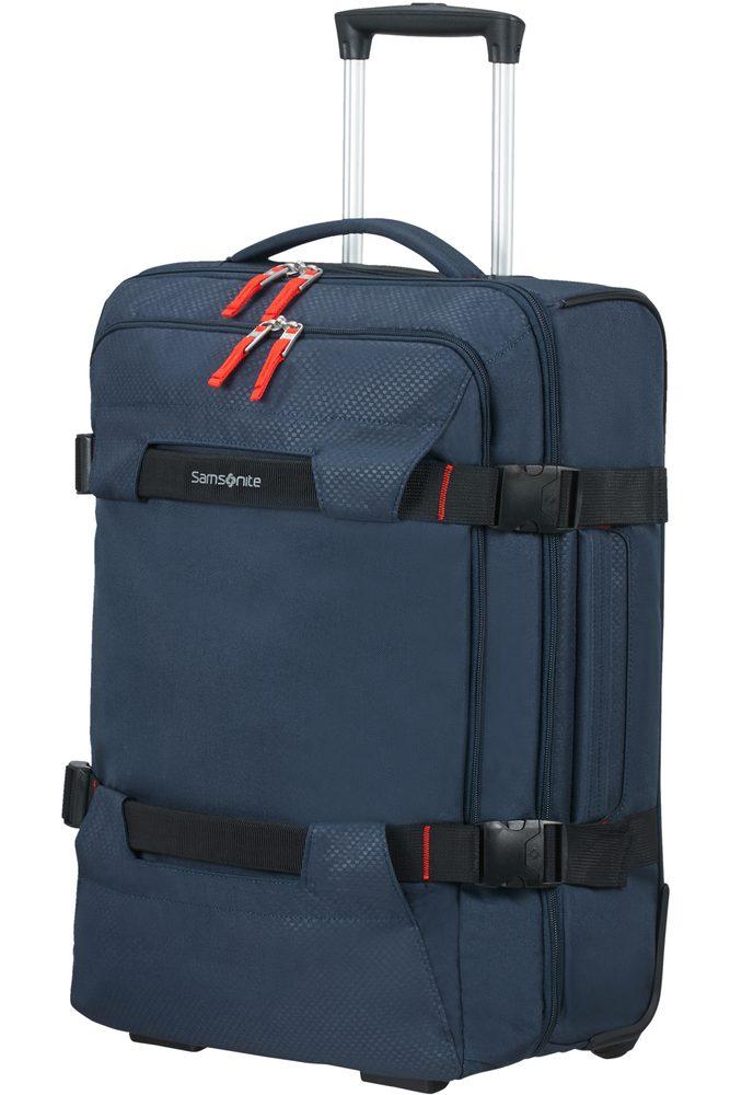 Samsonite Cestovní taška na kolečkách Sonora 48 l - modrá