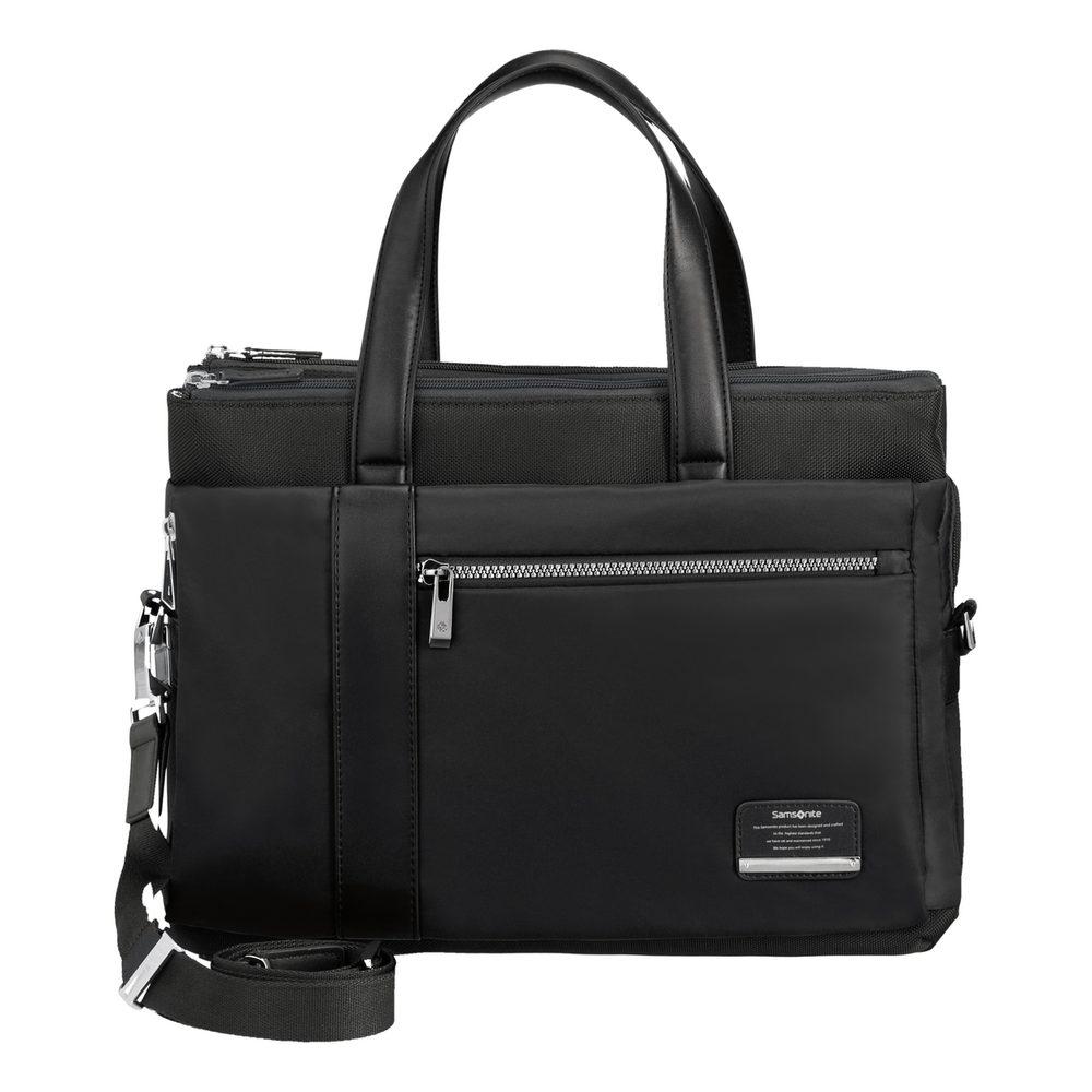 Samsonite Dámská taška na notebook Openroad Chic 14,1'' - černá