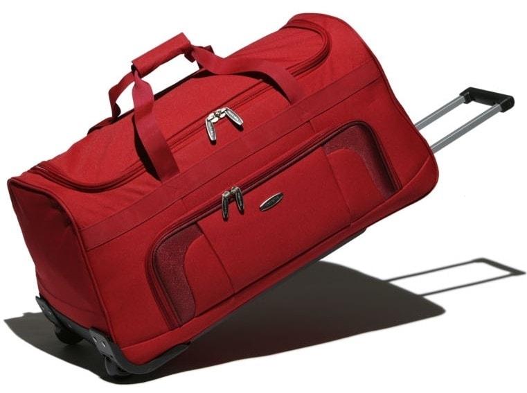 Travelite Cestovní taška na kolečkách Orlando 2w