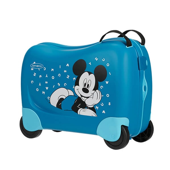 Samsonite Kabinový cestovní kufr Dream Rider Disney 43C 25 l - Mickey Letters