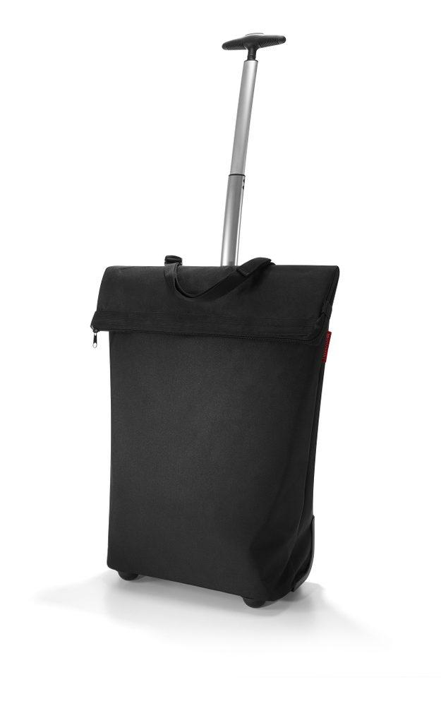 Reisenthel Nákupní taška na kolečkách M Black 43 l