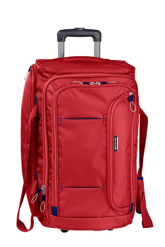 March Kabinová cestovní taška Gogobag S 35 l - červená